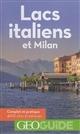 LACS ITALIENS ET MILAN Friès Franck Gallimard loisirs
