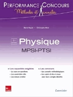 PHYSIQUE 1RE ANNEE MPSI-PTSI (COLLECTION LE TOUT-EN-1)