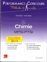 CHIMIE 1RE ANNEE MPSI-PTSI (COLLECTION LE TOUT-EN-1)