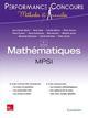 MATHEMATIQUES 1RE ANNEE MPSI (COLLECTION LE TOUT-EN-1)