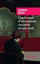 CONFESSION D'UN ASSASSIN RACONTEE EN UNE NUIT N  826
