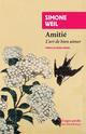AMITIE - L'ART DE BIEN AIMER