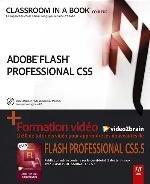 FLASH PRO CS 5.5+FORMATION VIDEO2BRAIN