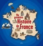 MA PREMIERE HISTOIRE DE FRANCE Pince Robert Milan jeunesse