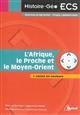 L'AFRIQUE, LE PROCHE ET LE MOYEN-ORIENT