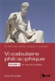 VOCABULAIRE PHILOSOPHIQUE (VOL.4) ELISSALDE YVAN BREAL