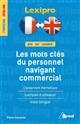 LES MOTS CLES DU PERSONNEL NAVIGANT COMMERCIAL FRANCAIS-ANGLAIS COUTURIER PIERRE BREAL