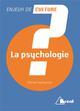 LA PSYCHOLOGIE NARBONNE MICHEL BREAL