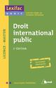 DROIT INTERNATIONAL PUBLIC (2E EDITION)