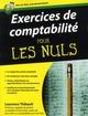 EXERCICES DE COMPTABILITE POUR LES NULS