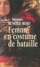 FEMME EN COSTUME DE BATAILLE