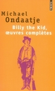 BILLY THE KID, OEUVRES COMPLETES. POEMES DU GAUCHE
