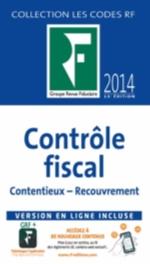 CONTROLE FISCAL 2015 CONTENTIEUX RECOUVREMENT