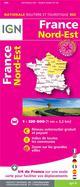 1M802  -  FRANCE NORD-EST (8E EDITION)