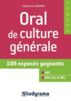 ORAL DE CULTURE GENERALE