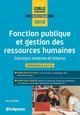 FONCTION PUBLIQUE ET GESTION DES RESSOURCES HUMAINES 2ED