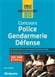CONCOURS POLICE GENDARMERIE DEFENSE 2018-2019