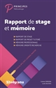 RAPPORT DE STAGE ET MEMOIRE