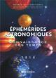 EPHEMERIDES ASTRONOMIQUES 2018 Institut de mécanique céleste et de calcul des éphémérides EDP sciences