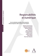 RESPONSABILITES ET NUMERIQUE - 1ERE EDITION