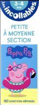 INCOLLABLES - REVISE AVEC PEPPA PIG - DE LA PS A LA MS XXX Play Bac