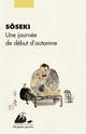 UNE JOURNEE DE DEBUT D-AUTOMNE