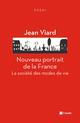 NOUVEAU PORTRAIT DE LA FRANCE Viard Jean Ed. de l'Aube