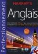 HARRAP'S METHODE PERFECTIONNEMENT ANGLAIS 2 CD + LIVRE - EDITION 2011