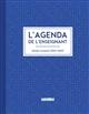 AGENDA DE L'ENSEIGNANT (L') COLLECTIF ANNALES-RDECOLE