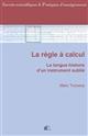 LA REGLE A CALCUL. LA LONGUE HISTOIRE D'UN INSTRUMENT OUBLIE THOMAS M. MARC PU LIMOGES