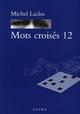 MOTS CROISES 12
