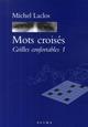 MOTS CROISES GRILLES CONFORTABLES 1
