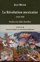 REVOLUTION MEXICAINE. 1910-1940 (LA)