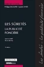 DROIT CIVIL : LES SURETES, LA PUBLICITE FONCIERE, 5EME EDITION