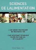SCIENCES DE L'ALIMENTATION CAP ELEVE MAILLET VERITE VIRGI DELAGRAVE