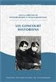 Les Goncourt historiens REVERZY ELEONORE, BO Presses universitaires de Strasbourg