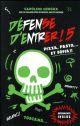 DEFENSE D'ENTRER T05 HEROUX CAROLINE KENNES EDITIONS