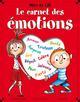 LE CARNET DES EMOTIONS MAX ET LILI