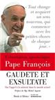 EXHORTATION APOSTOLIQUE SUR LA SAINTETE PAPE FRANCOIS PAROLE SILENCE