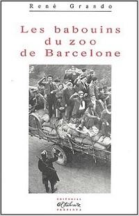 LES BABOUINS DU ZOO DE BARCELONE