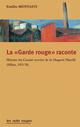 LA «GARDE ROUGE» RACONTE  -  HISTOIRE DU COMITE OUVRIER DE LA MAGNETI MARELLI (MILAN, 1975-78)