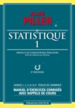 STATISTIQUE 3 NOUVELLE EDITION