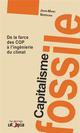 CAPITALISME FOSSILE
