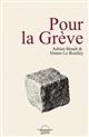 POUR LA GREVE