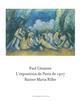 PAUL CEZANNE  RAINER MARIA RILKE
