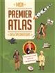 PREMIER ATLAS DES EXPLORATEURS (MON) COLLECTIF Lgdj