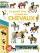 LE GRAND LIVRE ANIME DES CHEVAUX LABOUCARIE SANDRA TOURBILLON