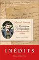 LE MYSTERIEUX CORRESPONDANT ET AUTRES NOUVELLES INEDITES PROUST MARCEL B.DE FALLOIS