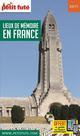 LIEUX DE MEMOIRE EN FRANCE 2017 PETIT FUTE + OFFRE NUM Labourdette Jean-Paul Nouv. éd. de l'Université