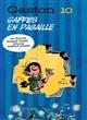 GASTON (EDITION 2018) T10 GASTON (EDITION 2018) - TOME 10 - GAFFES EN PAGAILLE (EDITION 2018) FRANQUIN DUPUIS